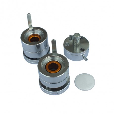 STANTA METALICA PRODUCTIE INSIGNE ROTUNDE GMD-32, diametru 32 mm