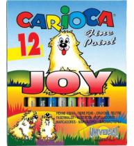 Markere Carioca Joy, varf 2 mm, 12 culori/blister