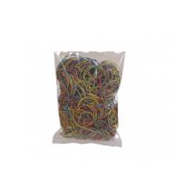 ELASTICE BANI 70 mm 1 kg, diverse culori