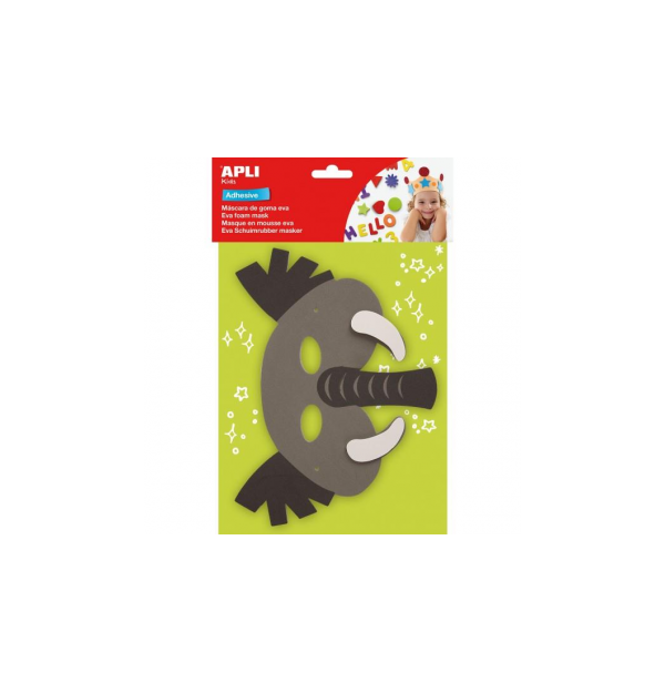 Masca pentru copii APLI, elefant