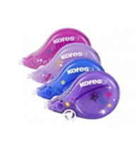 Banda corectoare Kores Scooter Fancy, 4.2 mm x 5 m