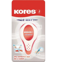 Banda corectoare Kores 2 way, 4.2 mm x 6 m, blister
