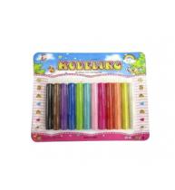 PLASTELINA BLISTER 12 culori/set