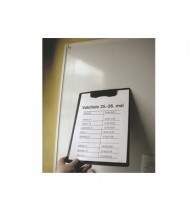 CLIPBOARD MAGNETIC 225x318 mm, 1131512, MAGNETOPLAN
