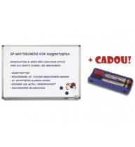 TABLA MAGNETICA MAGNETOPLAN 60x45 cm + CADOU!!! (Burete magnetic + 2 markere)