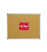 PANOU PLUTA RAMA DIN PLASTIC 150x100 CM, BI-OFFICE