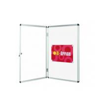AVIZIER TIP TABLA ALBA MAGNETICA 98.1X116 cm, BI-OFFICE