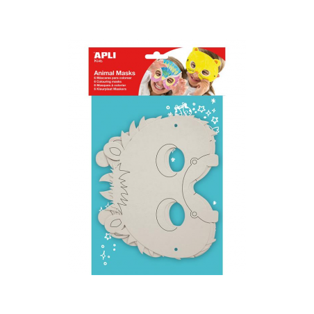 Masca pentru copii APLI, animale
