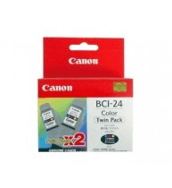 CARTUS CANON BCI-24C TWIN color
