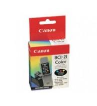 CARTUS CANON BCI-21C color