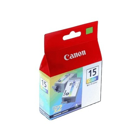 CARTUS CANON BCI-15C TWIN color