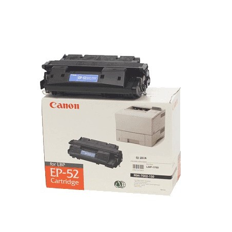 CARTUS TONER CANON EP-52 negru