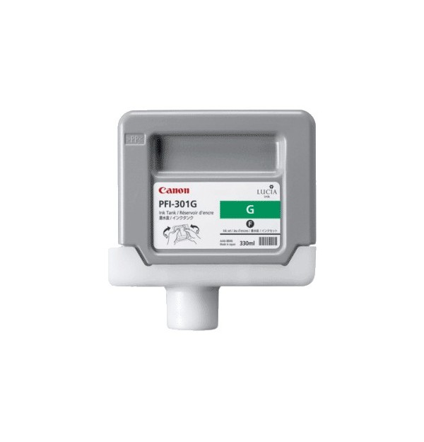 CARTUS CANON PFI-301G verde
