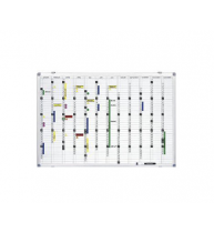 PLANNER ANUAL PERMANENT 925x625 mm, 1241012SE, MAGNETOPLAN