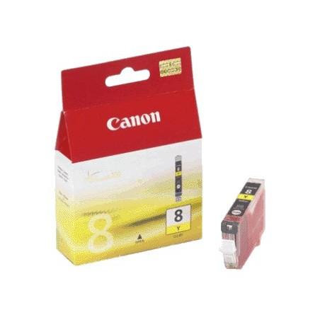 CARTUS CANON CLI-8Y galben