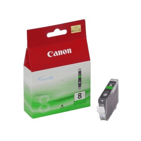 CARTUS CANON CLI-8G verde