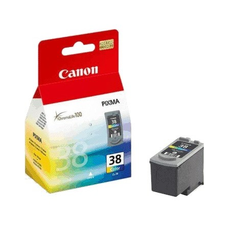 CARTUS CANON CL-38 color