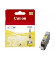 CARTUS CANON CLI-521Y galben