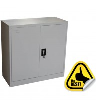 Fiset metalic 1 polita+baza, 90x90x40 cm