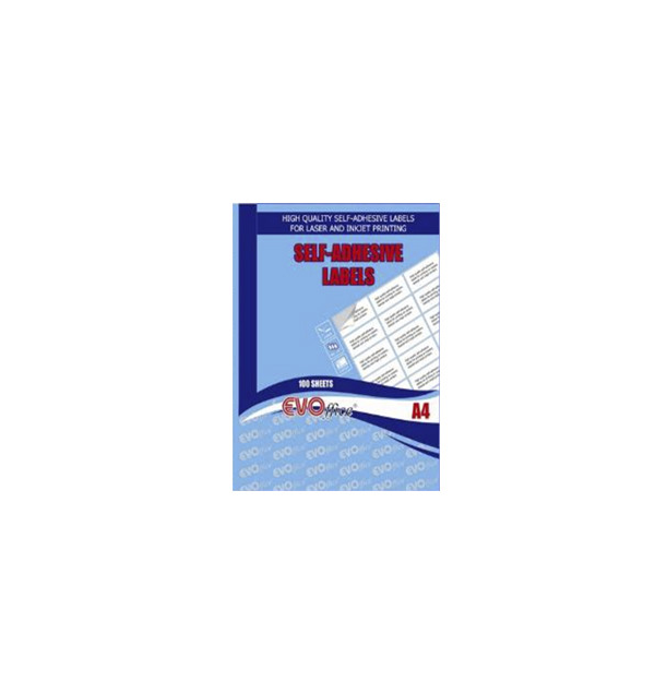 ETICHETE AUTOADEZIVE ALBE PT. CD, OFFICE, 100 coli/top