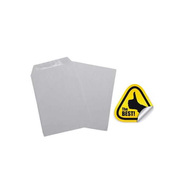 PLIC C5 GUMAT (162x229 mm) 80 g/mp ALB, 1000 buc