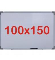 Tabla alba magnetica, 100x150 cm Premium