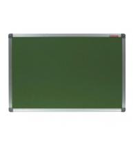 TABLA CRETA VERDE MAGNETICA 100x150 cm CLASSIC MEMOBOARDS, rama aluminiu