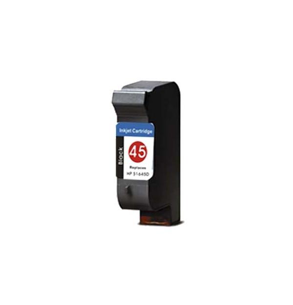 CARTUS CERNEALA HP 45 (HP 51645A) COMPATIBIL