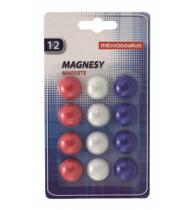 Magneti Whiteboard 20mm set 12 buc Memoboards