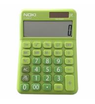Calculator Birou 12Digiti HCS001 Verde Noki