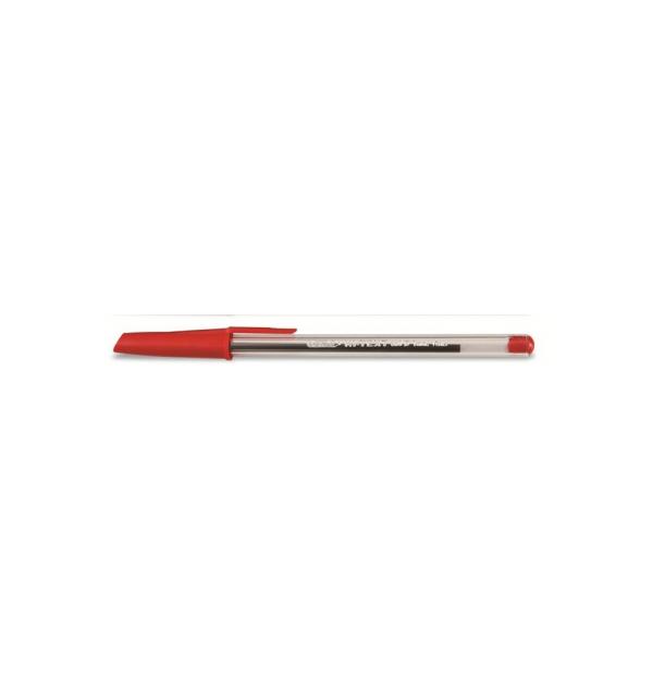 Pix fara mecanism Fibracolor Hi-Text 660, corp plastic, transparent, varf 1.0 mm, capac in culoarea