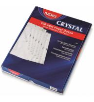 Folie Protectie A4 Cristal 100/set 90 microni Noki
