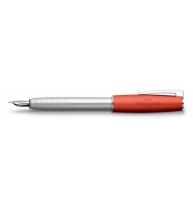 Stilou Loom Metalic Portocaliu Faber-Castell