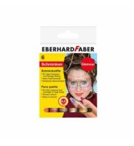 Set 6 Buc Pictura Fata Glamour Eberhard Faber