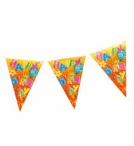 GHIRLANDA FANIOANE HAPPY BIRTHDAY 4M