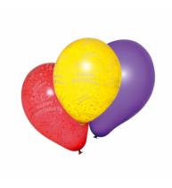 BALOANE HAPPY BIRTHDAY TIPARIT 1/1 SET10