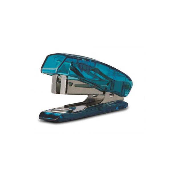 Capsator 20 Coli 24/6 Model S-3T Albastru Transparent Noki