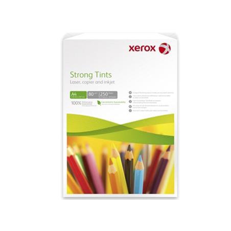 HARTIE COLOR XEROX SYMPHONY MIX A4, 80 g/mp, culori intense