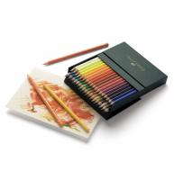 Creioane Colorate Polychromos 36 Culori Cutie Studio Faber-Castell