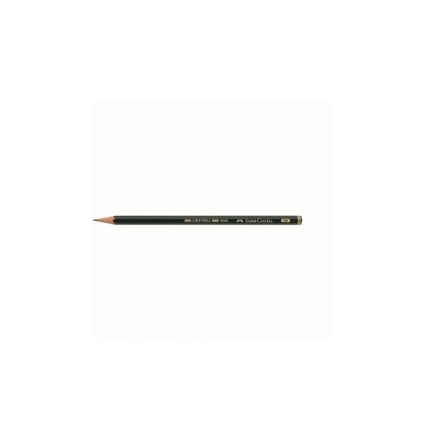 Creion Grafit 8B Castell 9000 Faber-Castell
