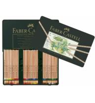 Creioane Pastel Pitt 60 Culori Faber-Castell