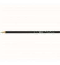 Creion grafit B fara guma 1111 Faber-Castell