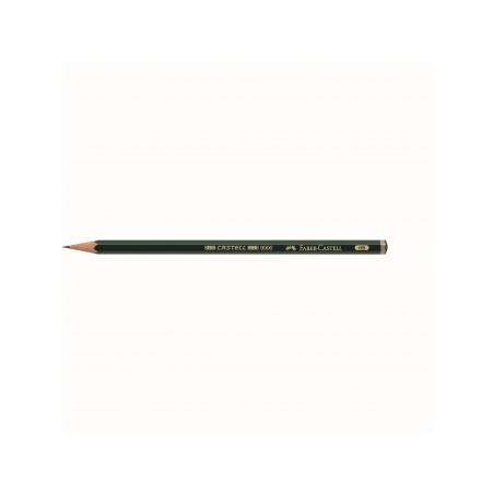 Creion Grafit 4B Castell 9000 Faber-Castell