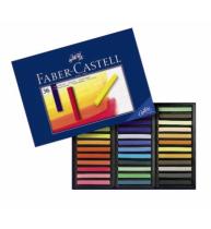 Cutie Creioane Pastel Soft 36 Culori Faber-Castell