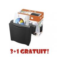DISTRUGATOR DE DOCUMENTE PEACH PS 400-15, 3+1 GRATUIT!