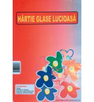 Hartie Glase, lucioasa, 24 x 34 cm