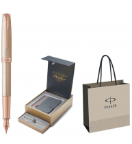 STILOU PARKER SONNET ROYAL Chiselled Silver PGT+CUTIE PT. CADOU BRITISH COLLECTION ORGANIZER+PUNGA PT. CADOU