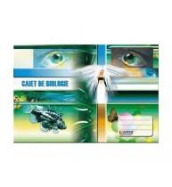 CAIET BIOLOGIE 16 FILE, COPERTA POLICROMIE