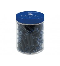 PATROANE CERNEALA SCHNEIDER 100 buc/borcan, albastru