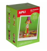 Set lucru manual APLI, clown